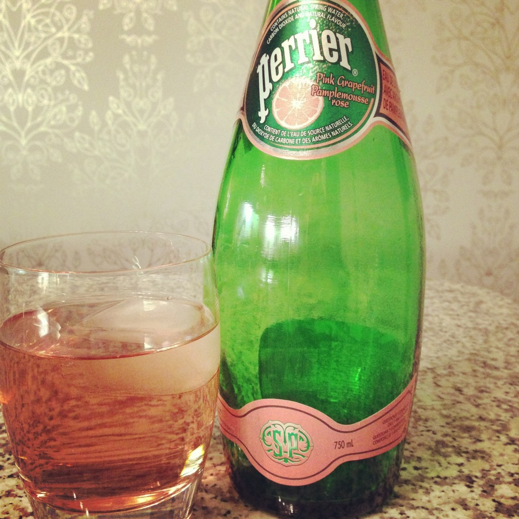 Grapefruit Perrier