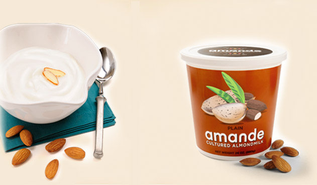 almond yogurt