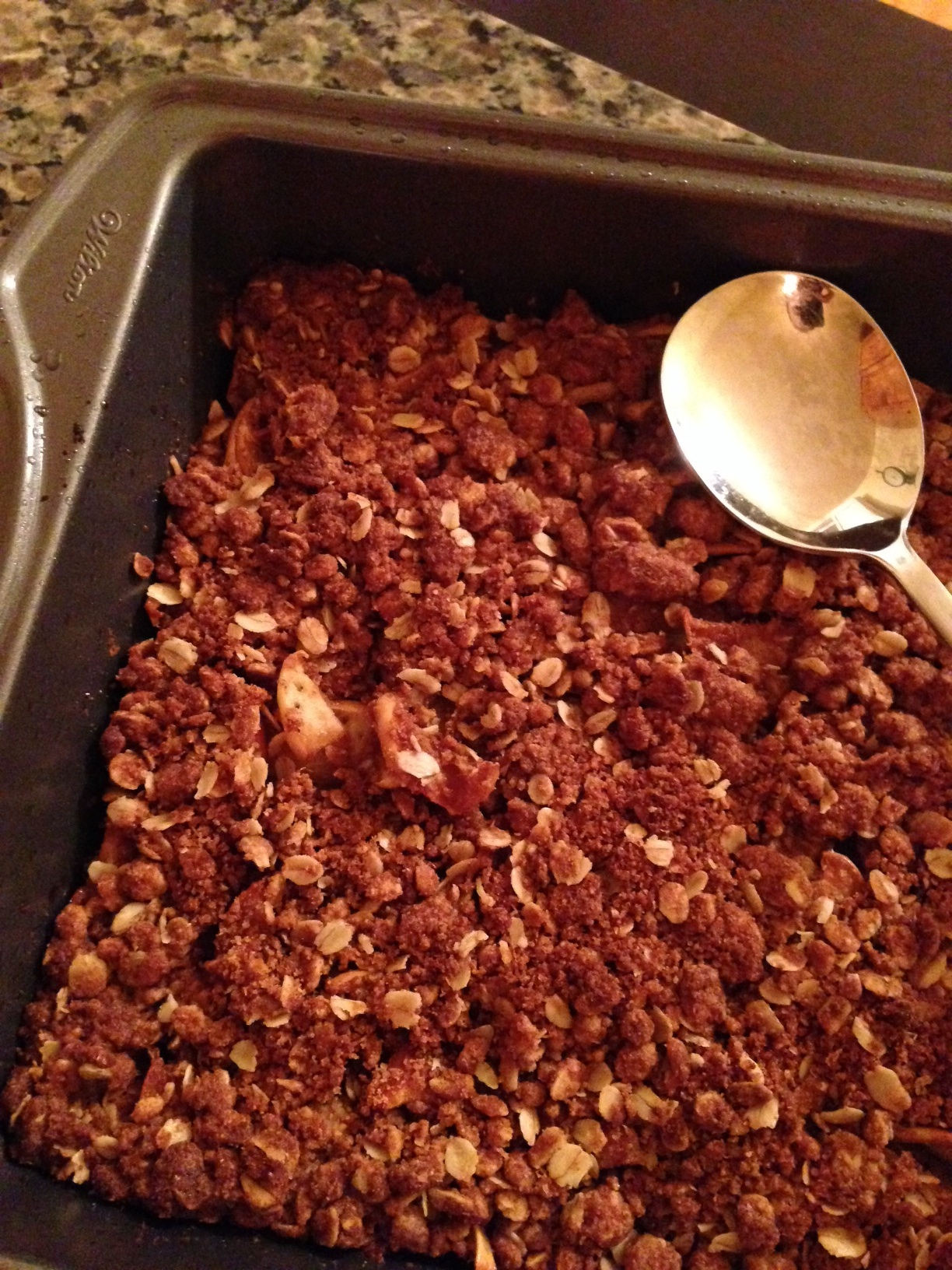 Apple Crisp II Recipe — Dishmaps
