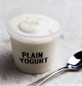 plain-yogurt